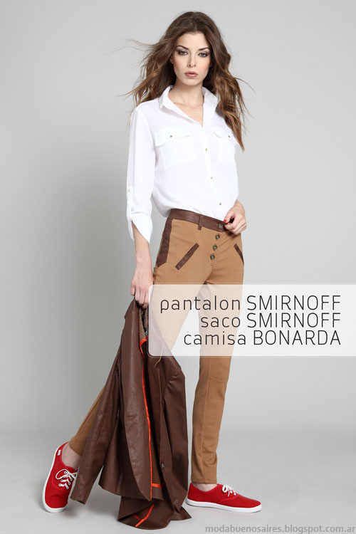 Paula Liarte Moda Invierno 2013 coleccion