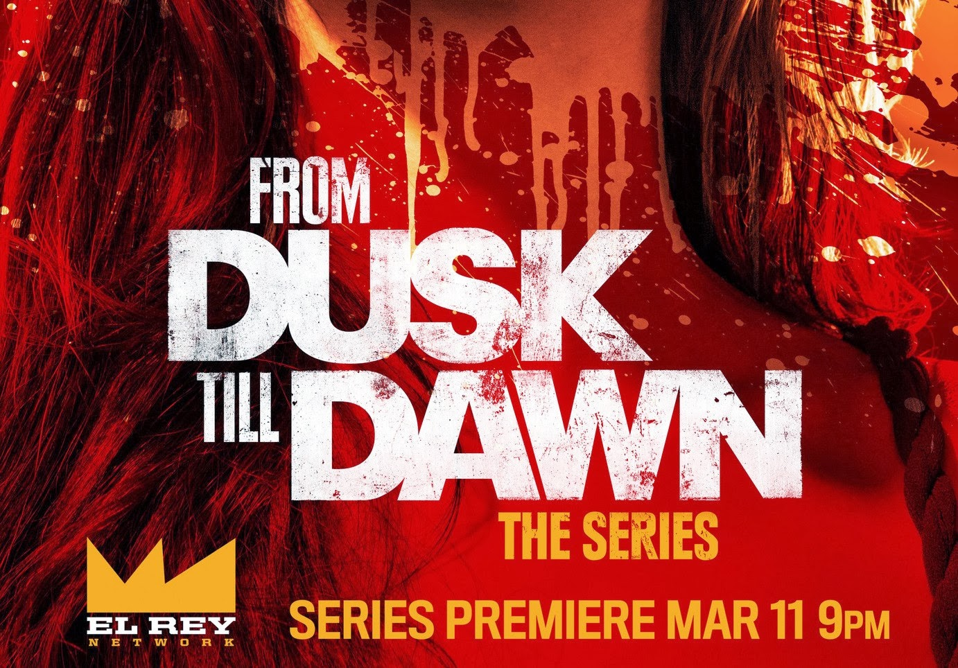 From Dusk Till Dawn: The Series - First Look - Undead Monday