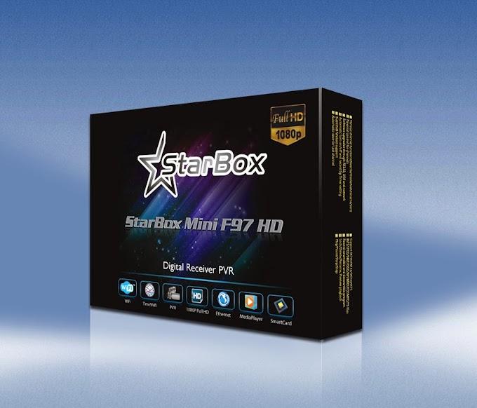 STARBOX MINI F97 CABO NOVA ATUALIZAÇÃO - 22/10/2013