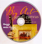 Roses and White Pitcher DVD 60 minutes