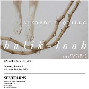 Balik-Loob by Alfredo Esquillo. Featuring Eski+Victoria
