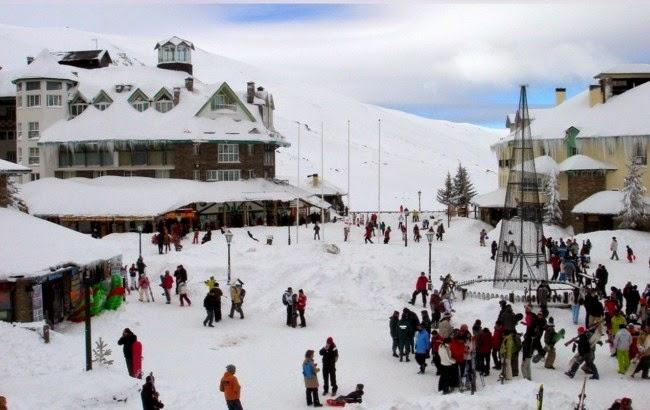 Turismo de esquí