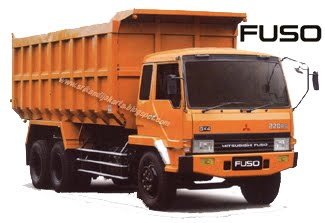 FUSO  FN-527 MS -6x4-220-ps-10-ban
