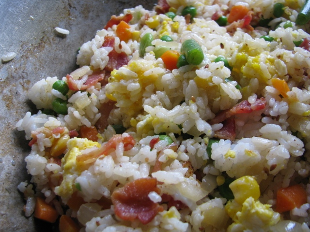 Recipe: Fried rice