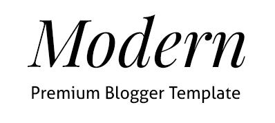 Modern Side Blog