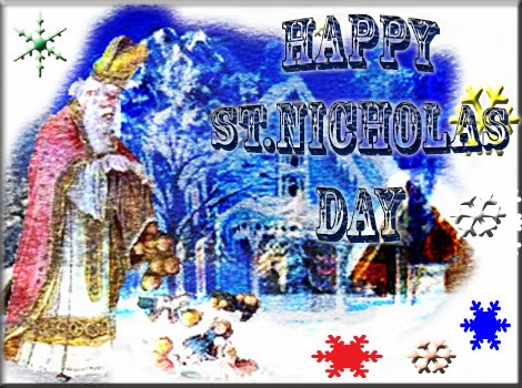 Exceptional Happy Greetings Congrats: Greeting Cards St.Nicholas Day