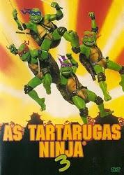 As Tartarugas Ninjas 3 Online Dublado