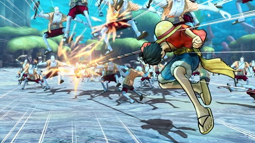 One Piece Pirate Warriors 3: Gold Edition + DLC's - PC (Download Completo em Torrent)