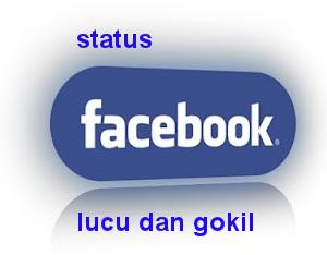 status facebook lucu dan keren