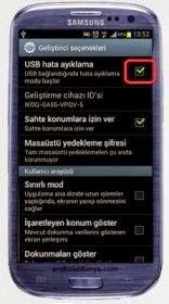 Galaxy S5 Root Yapma