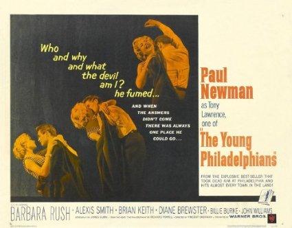 """The Young Philadelphians""  (1959)"