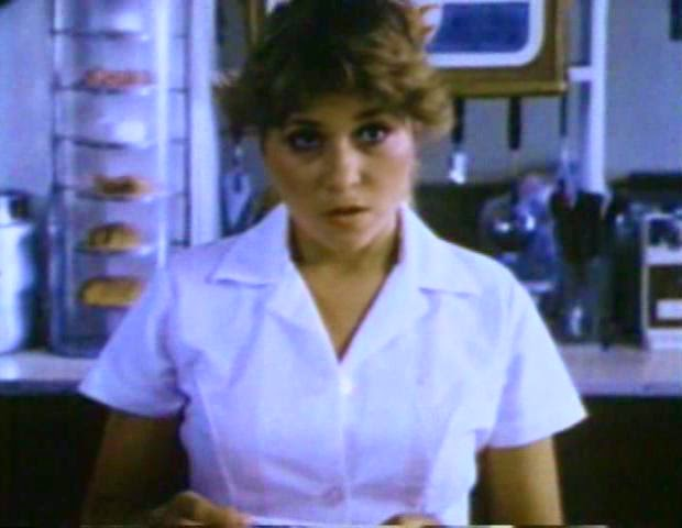 that Carrissa, the diner waitress played E.G. Daily ( Valley Girl ... E.g. Daily Valley Girl