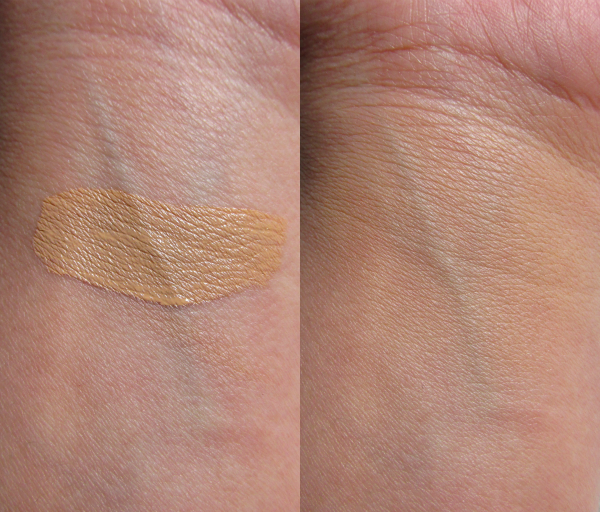 Couvrance Korrekturpinsel - Naturel - Swatches, Konsistenz, Review
