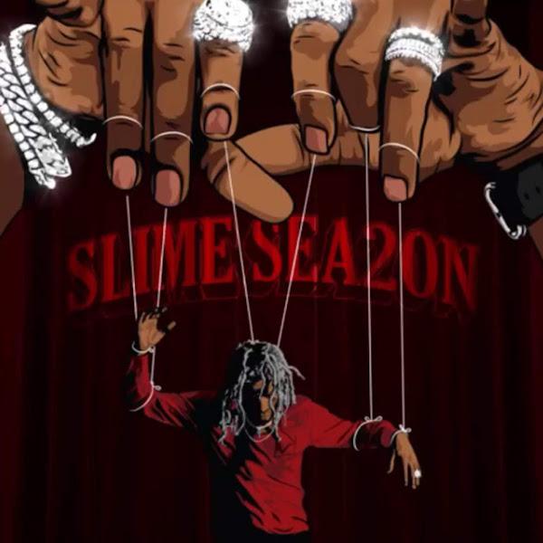 Young Thug - Slime Season 2 Cover