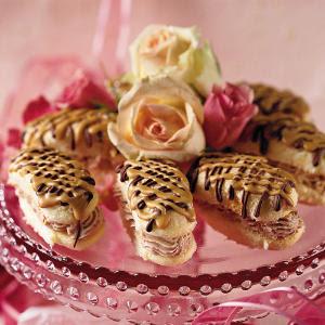 Kikki's Kitchen ♥: Mini Tiramisu Éclairs