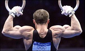 Gymnastics Training - Ring Exercises and More