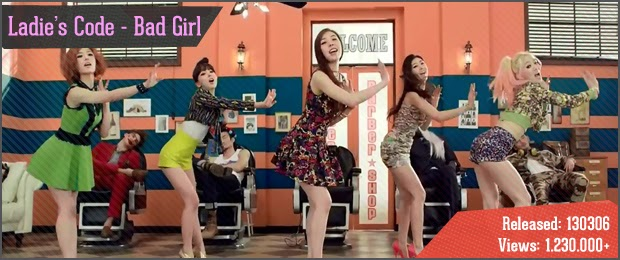 Ladies' Code - Bad Girl