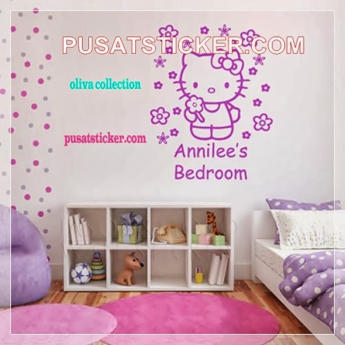WALL STICKER MURAH SE-