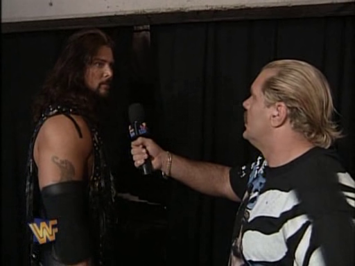 WWF / WWE - In Your House 4 - Great White North - Doc Hendrix speaks to WWF Champion Diesel