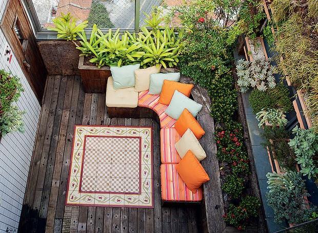 Terraza rustica for Terrazas decoracion rusticas