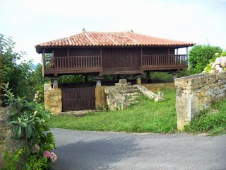 Tiñana, Casona Palacio, panera
