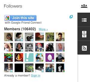 Auto follow blog, menambah follower blog hingga beribu ribu 1000