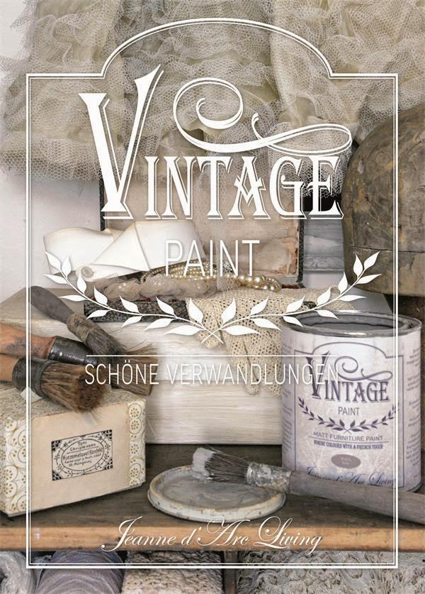 BUCH: Vintage Paint Kreidefarbe