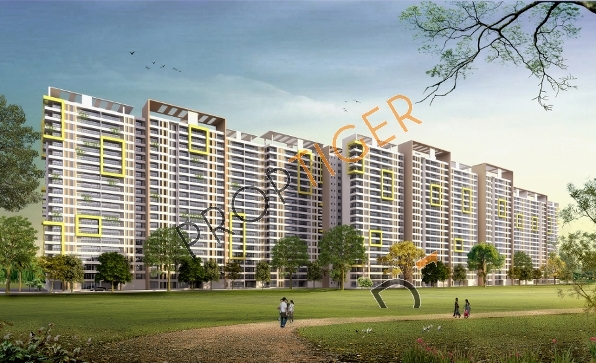Sjr Primecorp SJR Palazza City Elevation