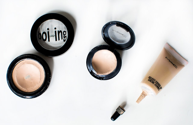 Covering Imperfections Highend Concealers