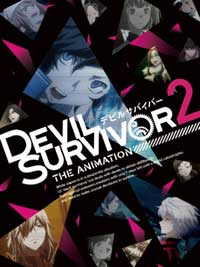 Ver Devil Survivor 2 The Animation sub español online descargar