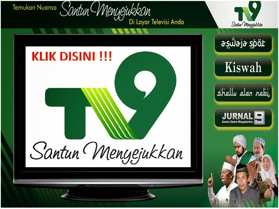 TONTON TV9 NU, SILAKAN KLIK GAMBAR DIBAWAH INI