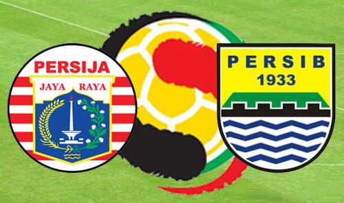 ... (ISL) 2013 putaran kedua di Stadion Utama Gelora Bung Karno (SUGBK
