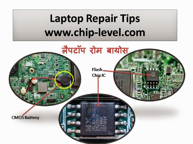 Laptop Rom Bios Reset And Reprogramming Tips Tricks