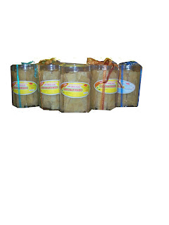 Emping Melinjo Kotak Rasa Durian