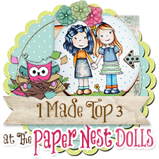 Top 3 at Paper Nest Dolls
