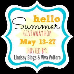 Hello Summer Giveaway Hop