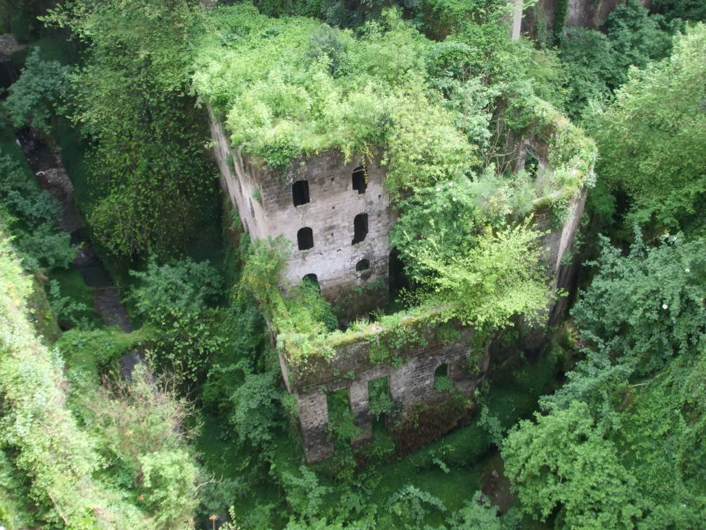 Abandoned Mill From 1866 Sorrento Italy Amazing Views