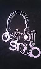 Detroit Snob Unisex Music Tee