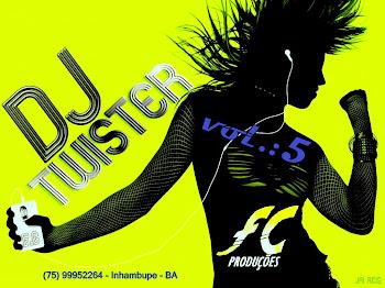 clik e baixe CD VOL.5 DJ TWISTER