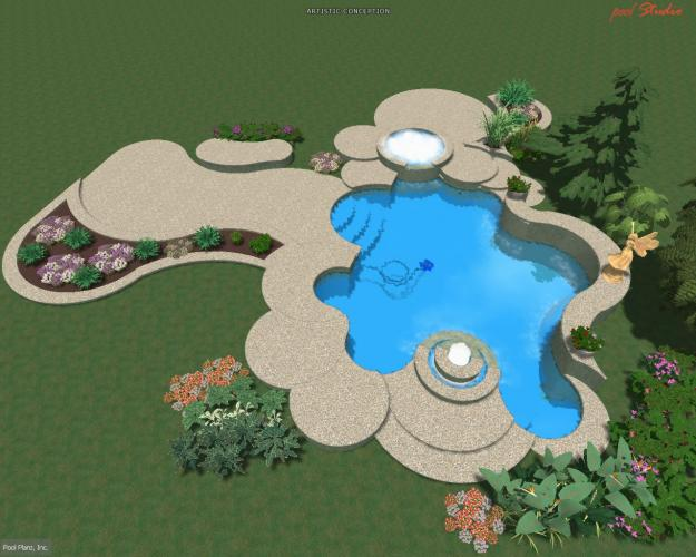 home and garden: Perfect Swimming Pool Designs Ideas, Swimming ...
