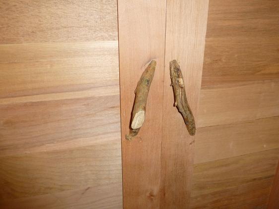 Fotos y dise os de puertas cerraduras para puertas - Cerradura de puerta de madera ...