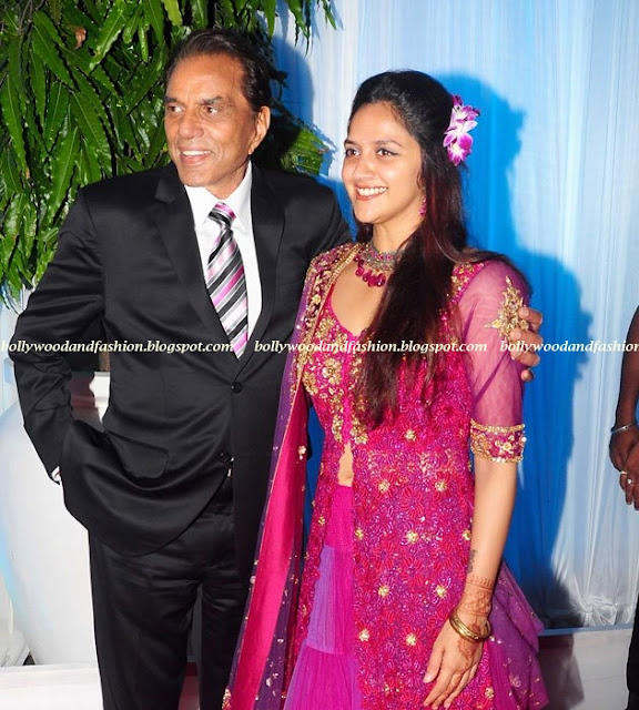 Ahaana - Esha's Reception