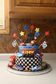 Cars Cake theme