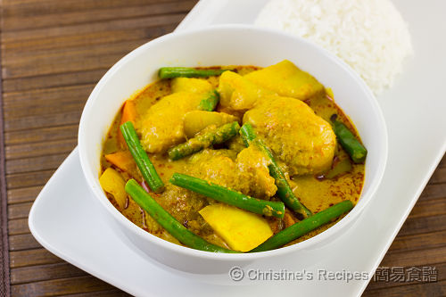 Malaysian Curry Chicken02