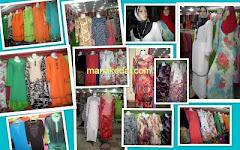 Koleksi Pakaian & Aksesori Wanita Muslimah!