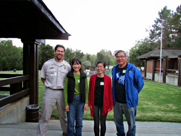 Cull Canyon- EBRP Volunteers/Family Picture
