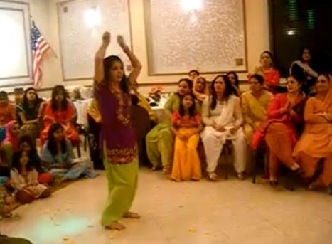 latest pakistani wedding dance 2011