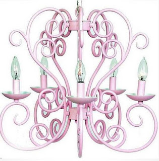 Lustre rosa