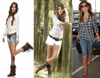 Modelos da Moda Jeans Feminina