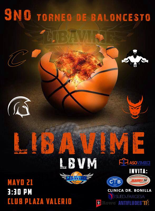9no. Torneo de Baloncesto LIBAVIME